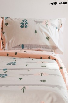 Donna Wilson Duvet Cover and Pillowcase Set