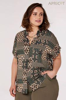 All Saints Floral Asymetric Rhosyn Sweatshirt