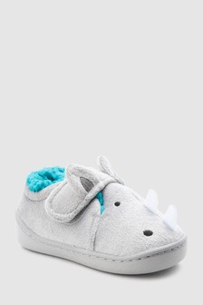 Rhino Slippers (Younger)