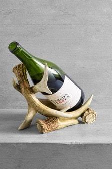 Antler Wine Bottle Holder