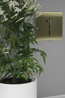 45 amp Neon Insert Light Switch by Trendiswitch