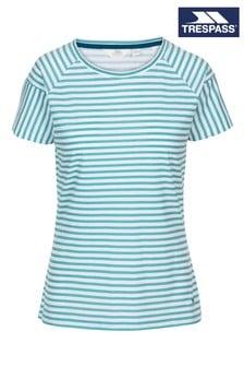Trespass Green Ani Female T-Shirt