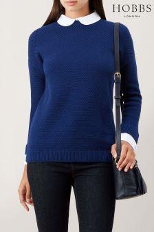Hobbs Blue Chelsey Sweater
