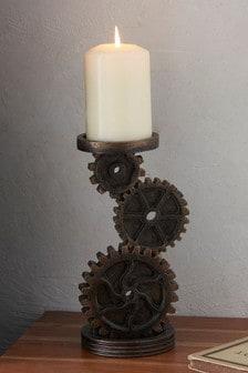 Cog Candle Stick