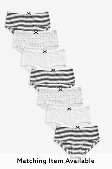 Hipster Briefs Seven Pack (2-16yrs)