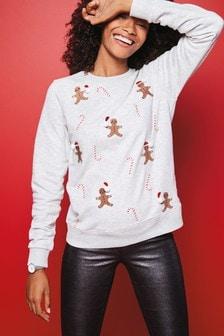 Womens Christmas Sweater
