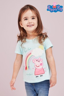 Peppa Pig™ Short Sleeve T-Shirt (3mths-7yrs)