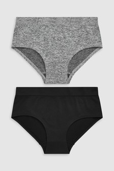 Seamless Sports Shorts Two Pack