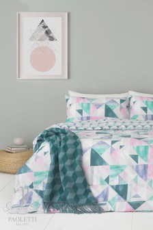 Riva Home Prysm Geo Duvet Cover and Pillowcase Set