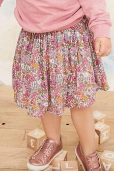 Printed Skirt (3mths-7yrs)