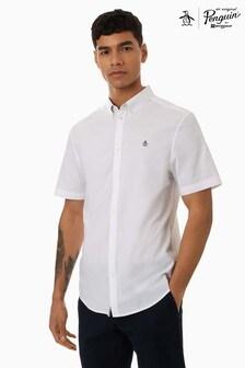 Original Penguin White Poplin Shirt