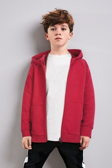 Zip Through Hoody (3-16yrs)