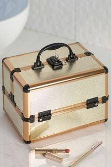 NX Gold Vanity Case