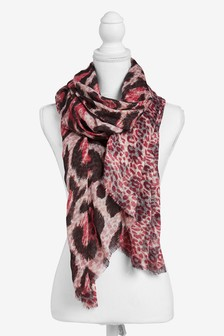 dfffc84fa0ad3 Womens Scarves | Printed, Snood & Knitted Scarfs | Next AU
