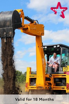 JCB Digging Gift Experience by Activity Superstore