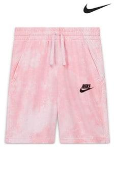 Nike Sportswear Tie Dye Shorts