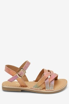 Woven Sandals (Younger)