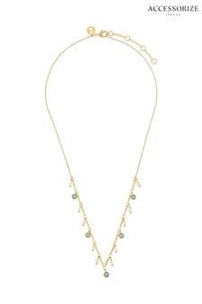 Z for Accessorize Charmy Swarovski® Necklace