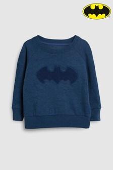 Batman® Bouclé Crew (3mths-8yrs)