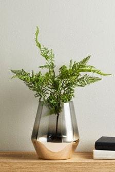 Bronze Ombre Vase