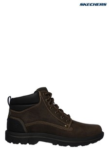 Skechers® Dark Brown Segment Garnet Boot