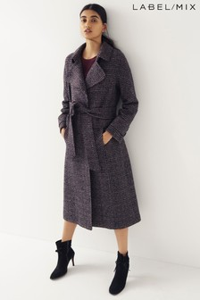 Mix/Grace & Oliver Belted Wren Coat
