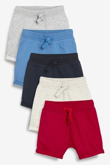 Shorts Five Pack (3mths-7yrs)