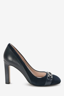 Forever Comfort® Buckle Detail Court Shoes