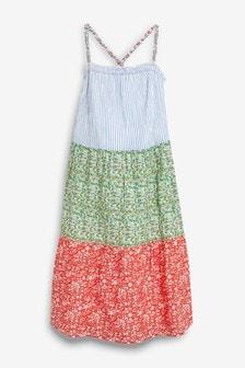 Tiered Maxi Dress (3-16yrs)