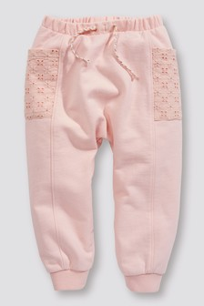 Broderie Joggers (3mths-7yrs)