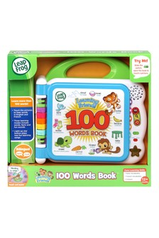 LeapFrog Learning Friends 100 Words Book 601503