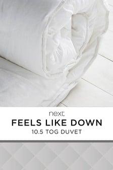 Feels Like Down 10.5 Tog Duvet