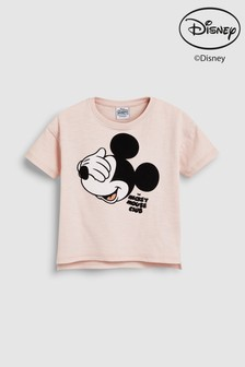 Mickey Mouse™ Short Sleeve T-Shirt (3mths-7yrs)