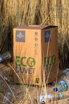 The Fine Bedding Company Recycled Eco 10.5 Tog Duvet
