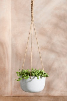 Concrete Hanging Planter