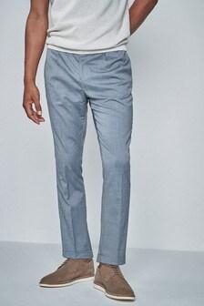 Twin Pleat Trousers