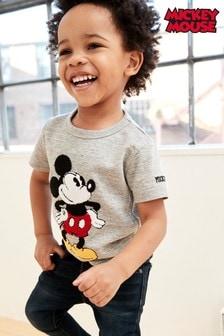 Mickey Mouse™ Bouclé T-Shirt (3mths-8yrs)