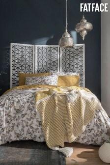 FatFace Oriental Bird Duvet Cover and Pillowcase Set