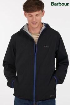 Barbour® Black Thornberry Waterproof Jacket
