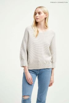 French Connection Grey Mozart Jumper