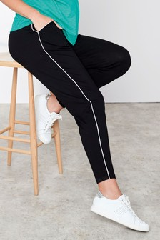 Maternity Over The Bump Jersey Jogger Trousers