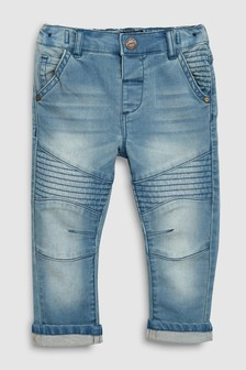 Biker Jeans (3mths-7yrs)