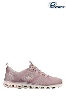Skechers® Purple Glide Step Trainers