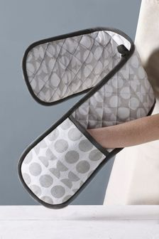 Geometry Oven Glove
