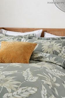 Set of 2 Harlequin Slate Ananda Embellished Pillowcases