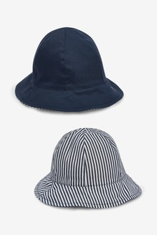 Fisherman Hat Two Pack (0mths-2yrs)
