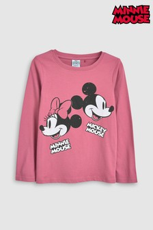 Minnie Mouse™ Long Sleeve Top (3-16yrs)