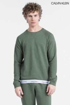 Calvin Klein Green Sweatshirt