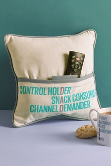 Father's Day Cushion With Pocket