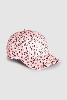 Leopard Print Cap (Older)